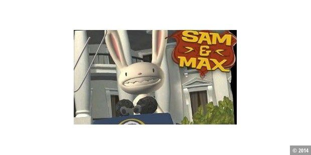 Sam & Max - Abe Lincoln Must Die