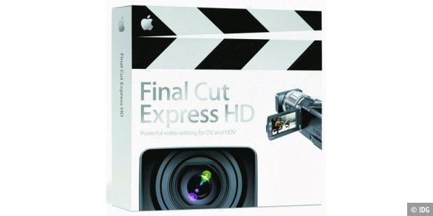 Apple Final Cut Express HD 3.5
