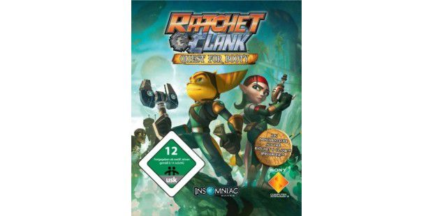 Ratchet & Clank - Quest for Booty im Test