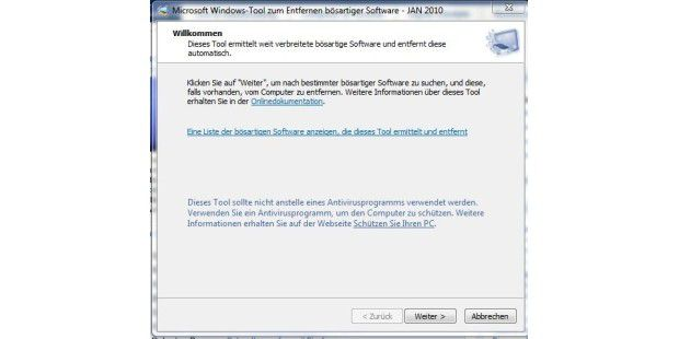 Malicious Software Removal Tool 3.3