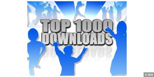 Top-1000-Downloads
