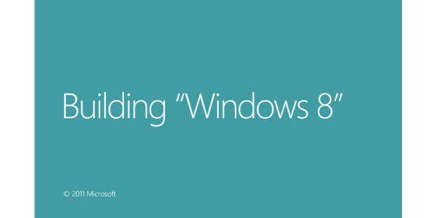 Windows 8 - Die neue Oberfläche - Bild 01