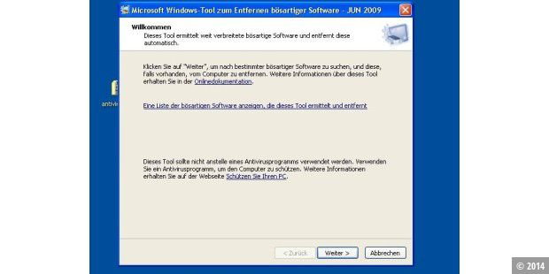 Microsofts Anti-Malware in neuer Version