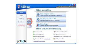 PC Tools AntiVirus Kostenlose Version