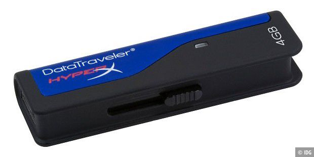 Kingston DataTraveler HyperX 4GB