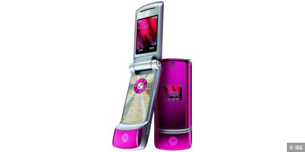 Motorola Motokrzr K1 Rose Bloom