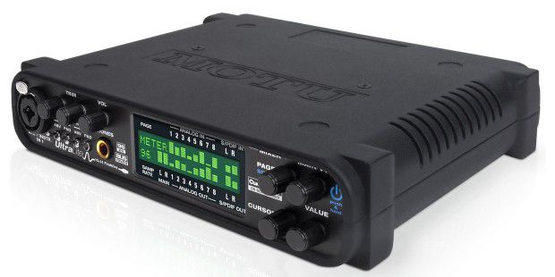 Motu Ultralite Audio-Interface