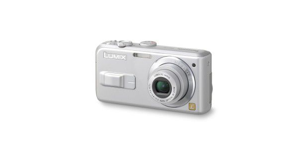 Panasonic Lumix DMC-LS3-S