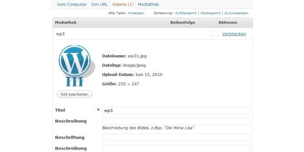 Download-Tipp: WordPress