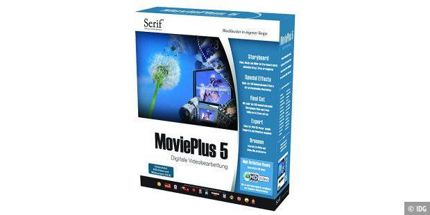 Avanquest Serif MoviePlus 5