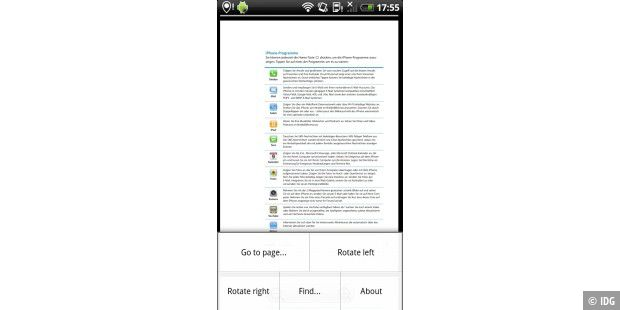 Android-App PDF-Viewer