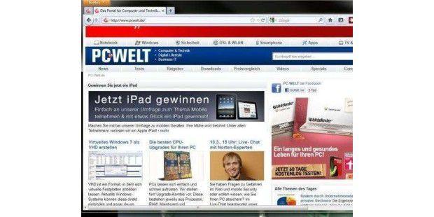 Firefox 7.0.1 für Windows