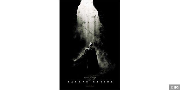 "Warner Filmposter ""Batman Begins"""