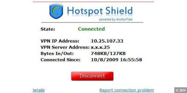 Download des Tages: Hotspot Shield