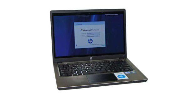 Ultrabook für Geschäftsleute: HP Folio 13 im Test