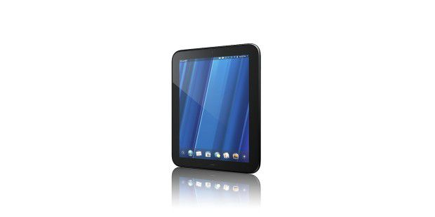 iPad-Konkurrent mit WebOS: HP Touchpad
