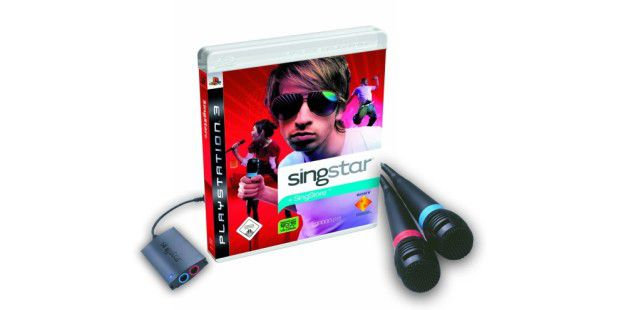 Singstar Playstation 3