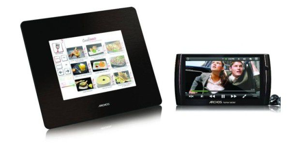 ARCHOS bringt 2 Android Tablets mit 7-/8-Zoll-TFTs