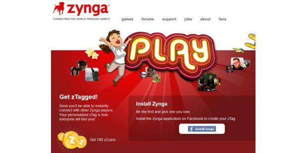 Zynga plant eigenes soziales Netzwerk mit dem Projekt Z