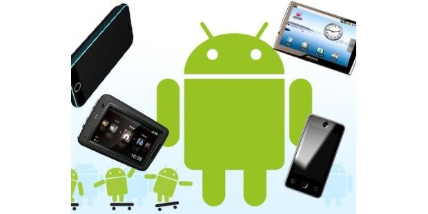Android-Prototypen 4:3