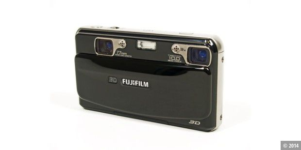 Fujifilm Finepix Real 3D W1 im Test