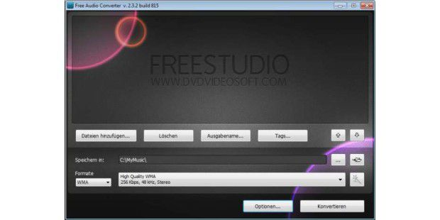 Free Audio Converter 5.0.4