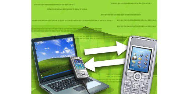 Leicht gemacht: Kommunikation mit mobilen Geräten.