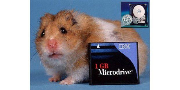 Von der Lochkarte zum USB-Stick