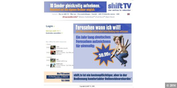 Shift.tv 2008