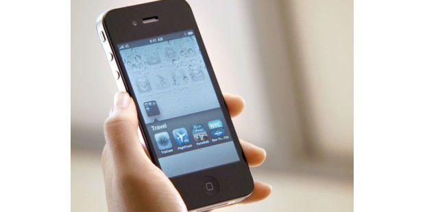so erstellen sie eine iphone app pc welt. Black Bedroom Furniture Sets. Home Design Ideas