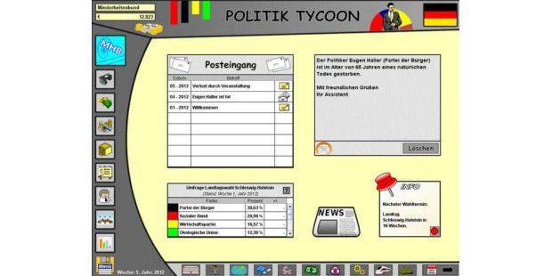 Politik Tycoon