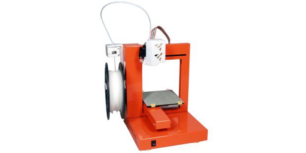 Up! Personal Portable 3D Printer