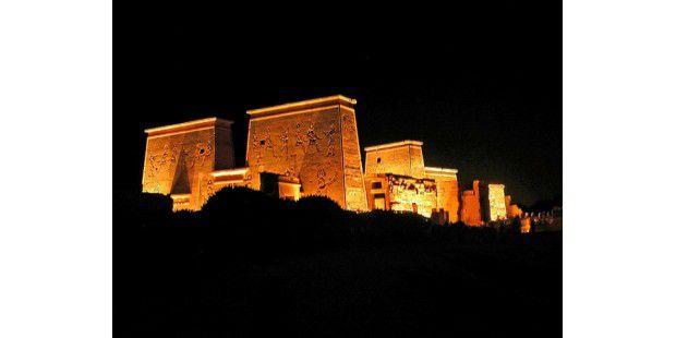 Der ägyptische Tempel