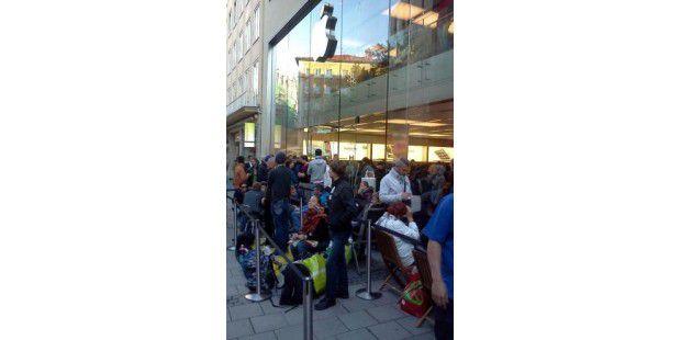 Apple Store in München