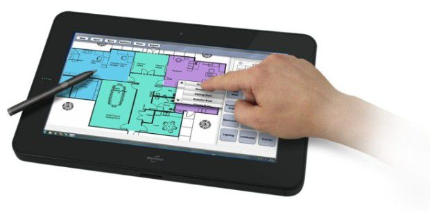 CL900 Tablet PC von Motion Computing