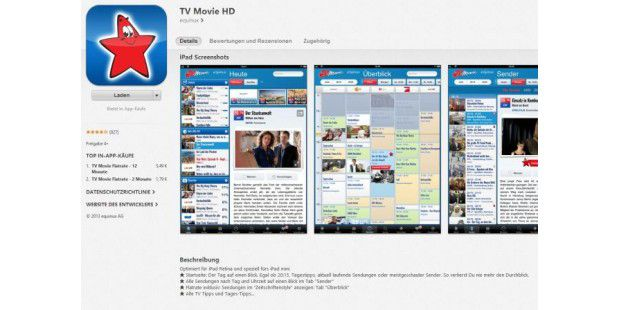 Platz 25: TV Movie HD