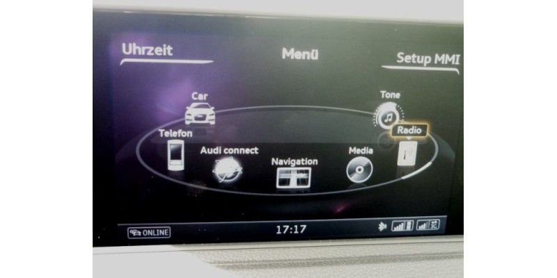 Audi A4 mit Connect, MMI, Carplay, Android Auto und App im Test - PC