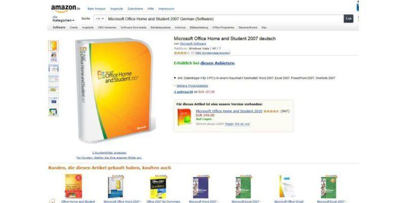 office deutsch software amazon