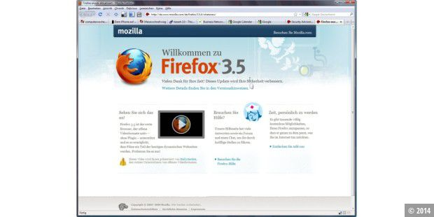 Download des Tages: Firefox PC-WELT-Edition