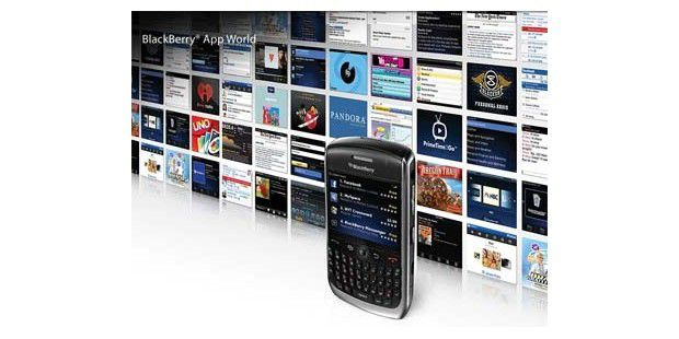 RIM startet Blackberry App World am 31. Juli
