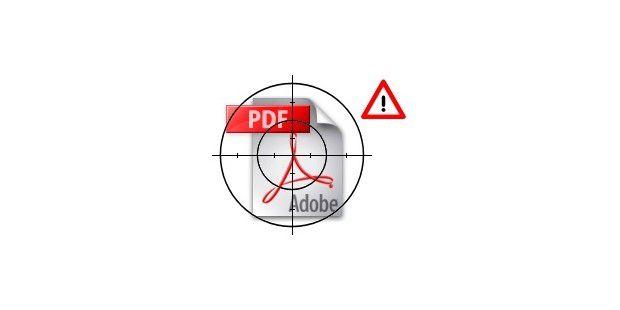 Angriffe auf PDF-Lücke