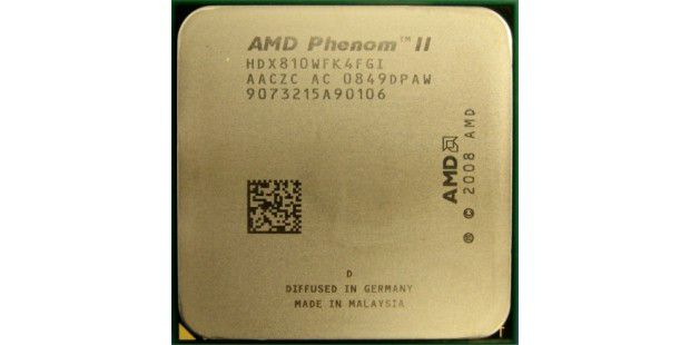 AMD Phenom II X4 810 im CPU-Test