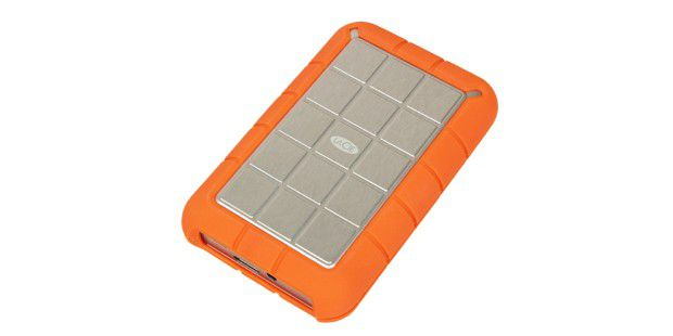 LaCie Rugged USB 3.0 7200 500 GB