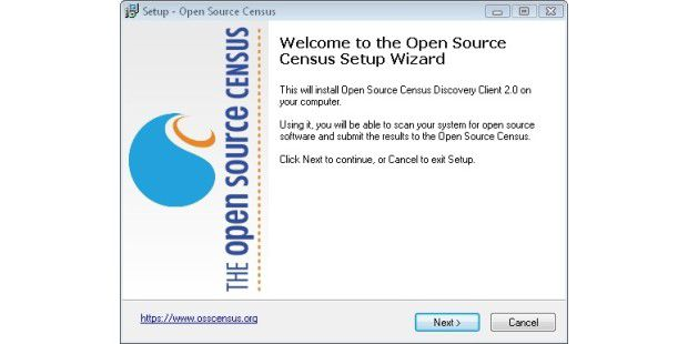 Open Source Census Installation