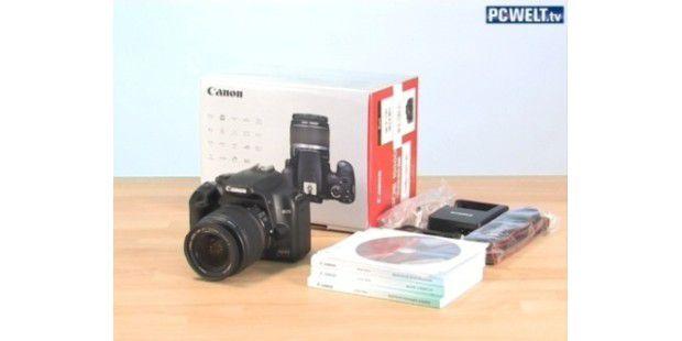 Canon EOS 1000D - Kompakte & günstige DSLR