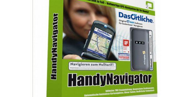 Handy Navigator