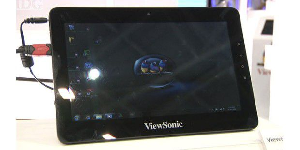 Computex: Tablet-PC mit Android und Windows 7