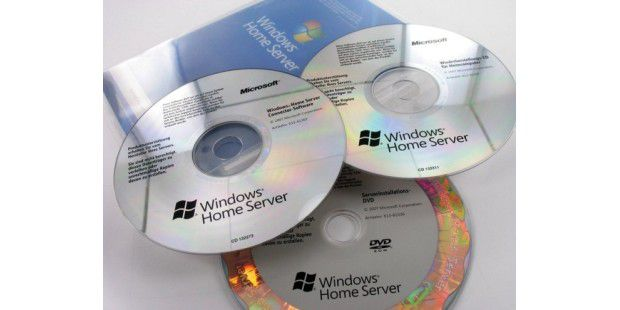 Windows Home Server im Eigenbau