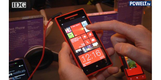 Video: Windows Phone 8 vorgestellt