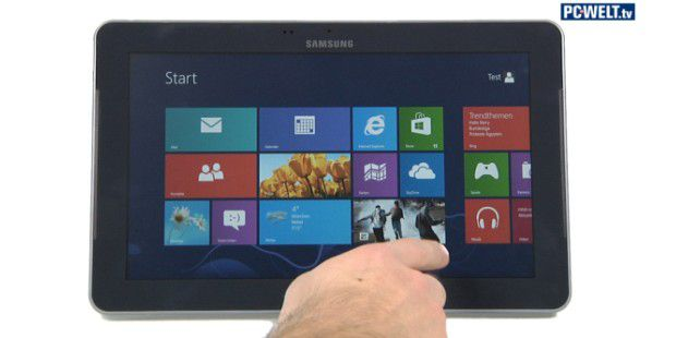 Samsung Ativ Smart PC im Test-Video